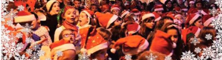Recital infantil de Villancicos en Xabia