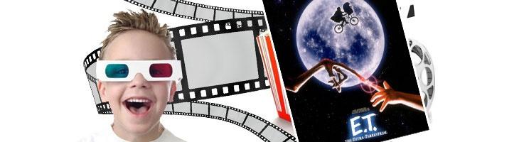 Cine Vora Mar - E.T. El extraterrestre