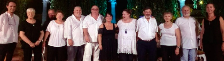 Música en familia en Dénia