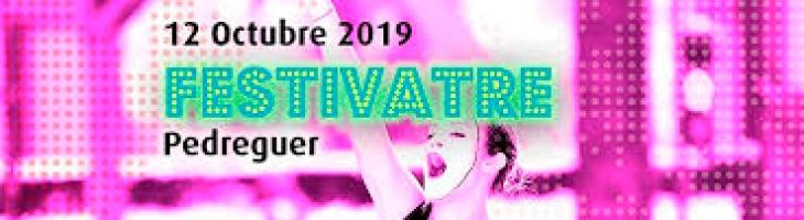 Festival de teatro en Pedreguer