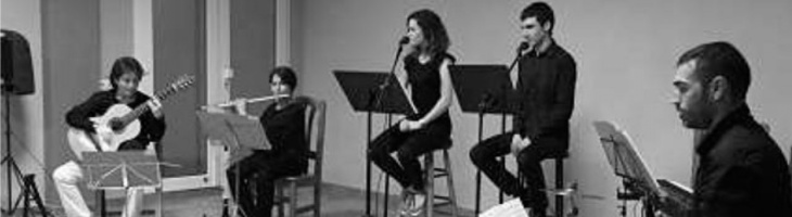 Recital poeticomusical en Pedreguer