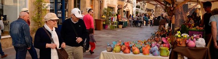 Fira Artesanía de Pasqua en Xabia
