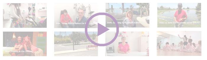 Videos Xiquets - La guía de las familias de la Marina