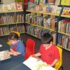 Acompaña a tu hijo a la biblioteca