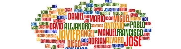 Los nombres más populares para niños en el 2016