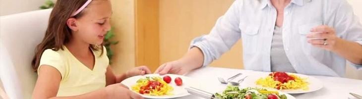 Consejos para que tu hijo coma sano