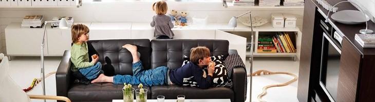 Hogares más seguros para niños