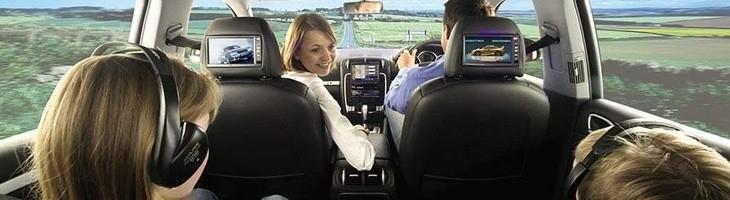 Seguridad al volante? ¡Y con tus hijos!