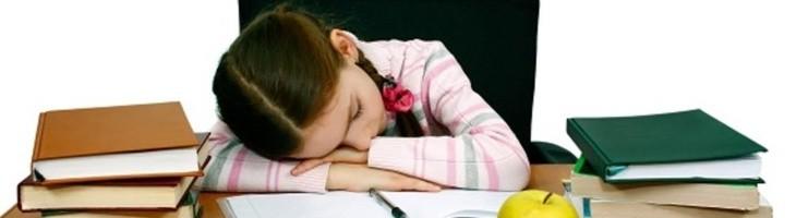 ¿Hacen nuestros hijos demasiados deberes?