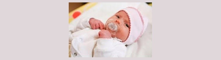 El chupete del bebé: Realidades y consejos