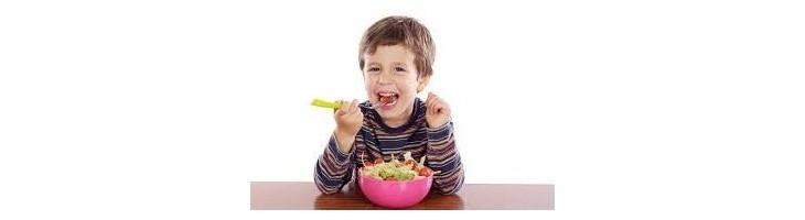 Consejos para mantener una mejor alimentación infantil (I)