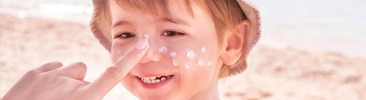 ¿Desde qué edad puede usarse el protector solar para los niños?