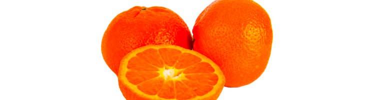 Es época de naranjas