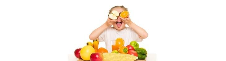 La alimentación de tu hijo. ¿La cuidas?