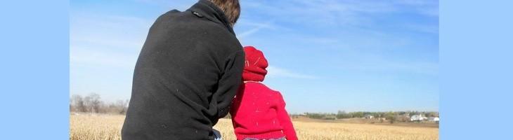 Cómo explicar la muerte de un ser querido a los niños