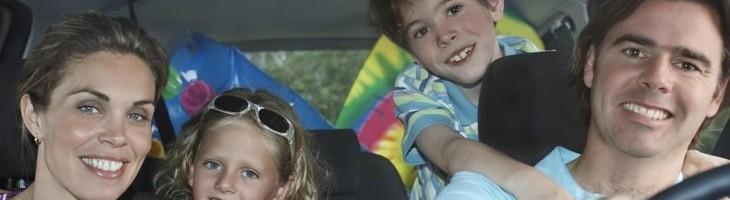 Consejos para jugar en el coche con seguridad