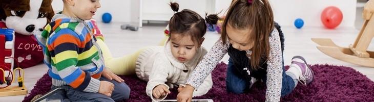 Las nuevas tecnologías en los juguetes para niños