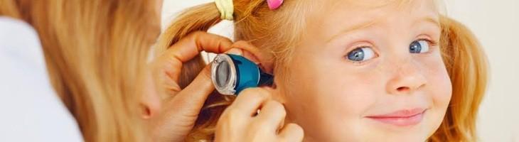 ¡Cuidado con la Otitis en los niños!