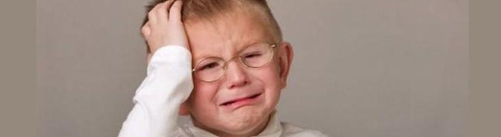 Cómo reaccionar si nuestro hijo sufre un golpe en la cabeza
