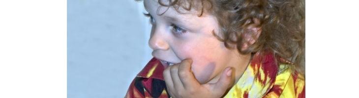 La herpangina en niños