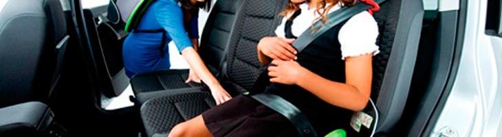 Seguridad en el coche, las sillitas