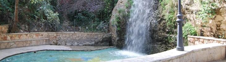 Parques: La font de Favara
