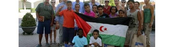 Vacaciones en Paz  para los niños Saharahuis en Altea