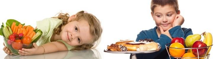 Cómo tratar a los niños con poco apetito