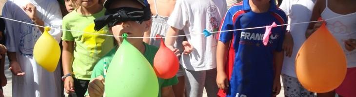 Gymkhana para niños el sábado 26 en Benissa