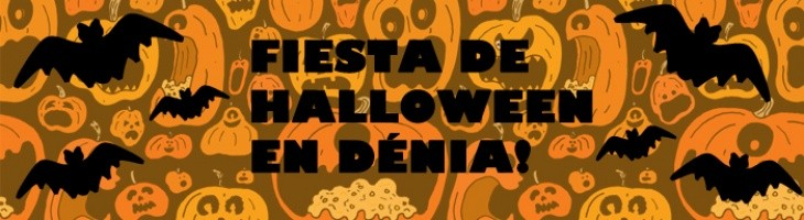 HALLOWEEN-Fiesta Infantil en Dénia