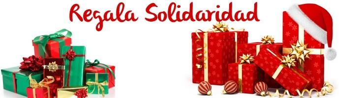 Esta Navidad... regala solidaridad
