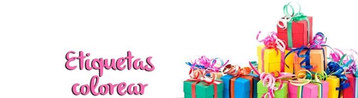 REYES MAGOS-Etiquetas para regalos