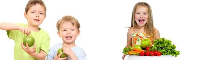 Trucos para que tus hijos coman de todo