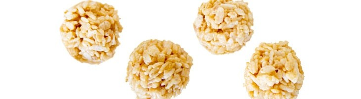 Bolitas de cereales