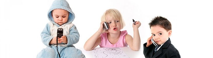 10 razones por la que los móviles deberían estar prohibidos hasta los 12 años