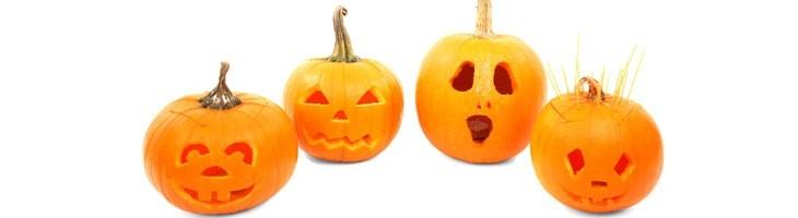 Viene halloween... ¿pero, porque?