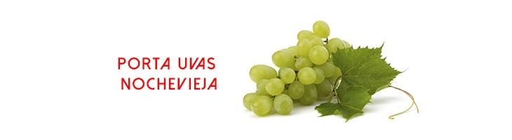 NAVIDAD- Porta uvas para Nochevieja