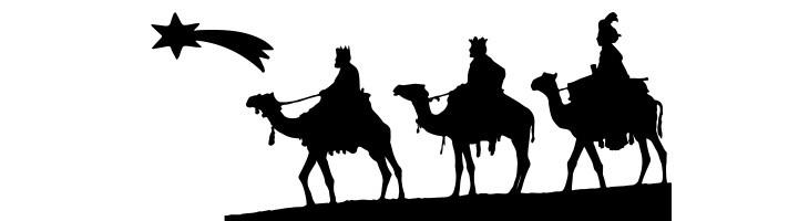 Cómo explicarle a tu hijo quienes son los Reyes Mayos