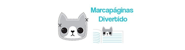 Marcapáginas Divertidos