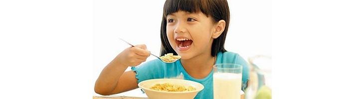Un desayuno equilibrado para tu hijo