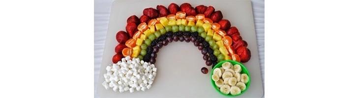 Fruta divertida