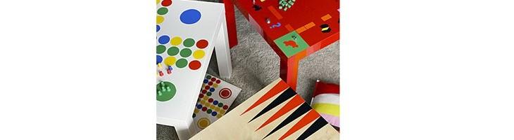 Mesas de juego infantiles