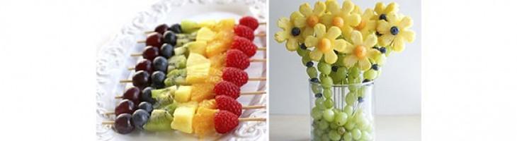 Brochetas de Fruta Original