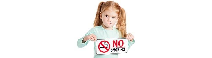 Con niños, sin malos humos