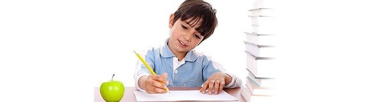 Ayuda a tus niños a afrontar los exámenes con éxito