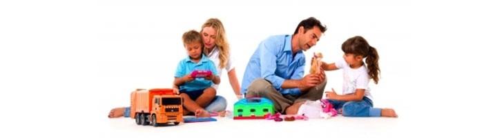 Los beneficios de jugar con tus hijos