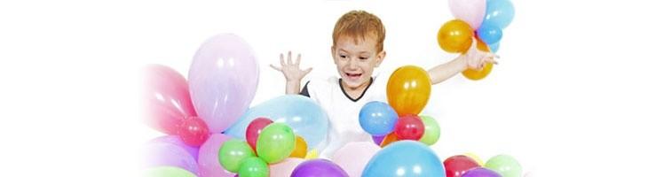Fiestas infantiles con globos