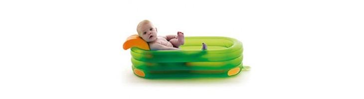 ¿Cuándo puedo llevar a mi bebé a la piscina?