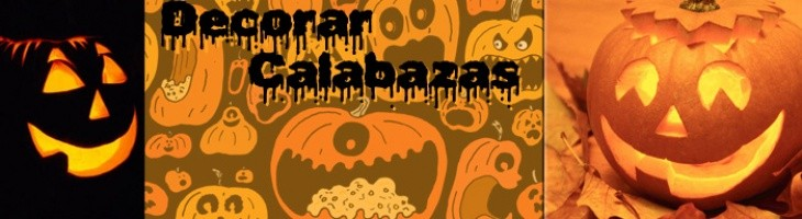 HALLOWEEN-Decorar Calabazas