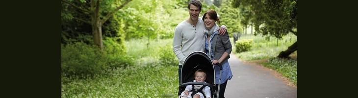 Consejos para salir de paseo con tu bebé